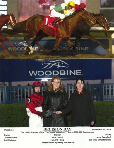 Wonderful Woodbine!